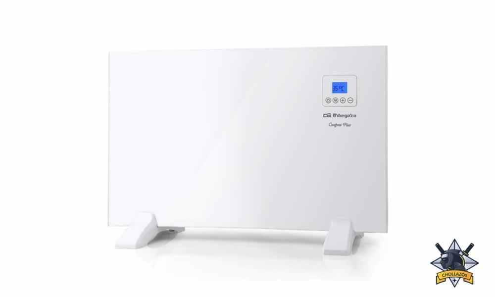 mejores paneles calefactores