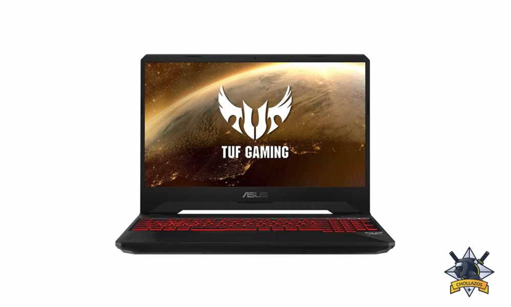 ASUS TUF Gaming FX505DY-BQ024 Opiniones