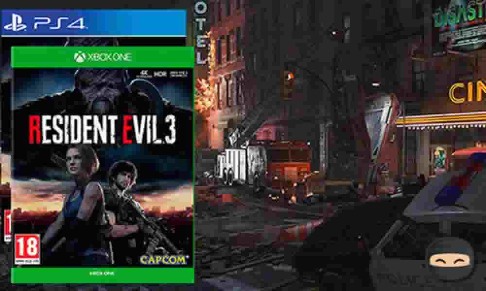 Comprar Resident Evil 3 remake barato