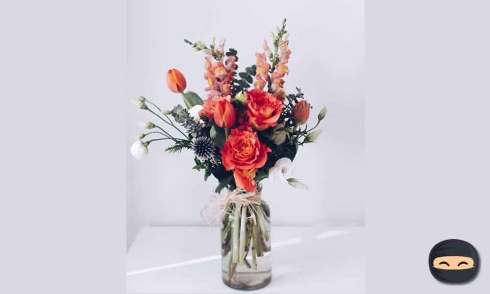 Mejores floreros de mesa
