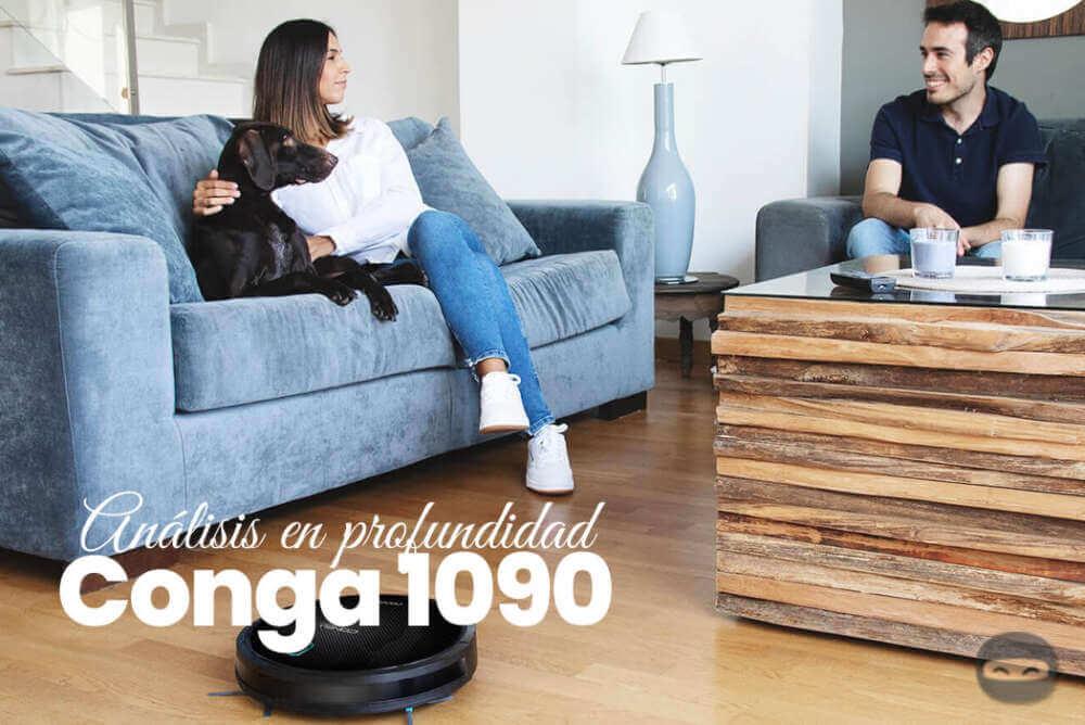 Opiniones Conga series 1090