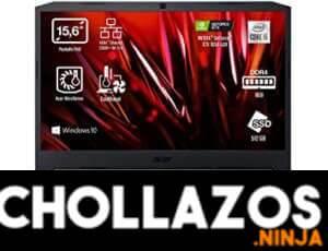 Acer Nitro 5 AN515-55 opiniones y características